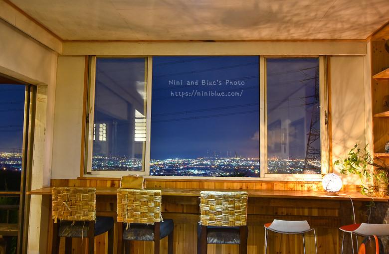 台中沙鹿夜景餐廳岳咖啡台灣大道16
