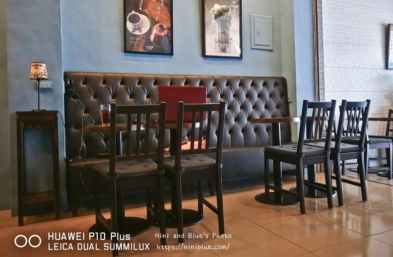 台中東區東方思維人文台式咖啡館珍珠鬆餅25