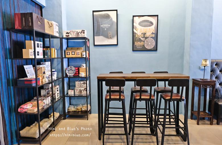台中東區東方思維人文台式咖啡館珍珠鬆餅04