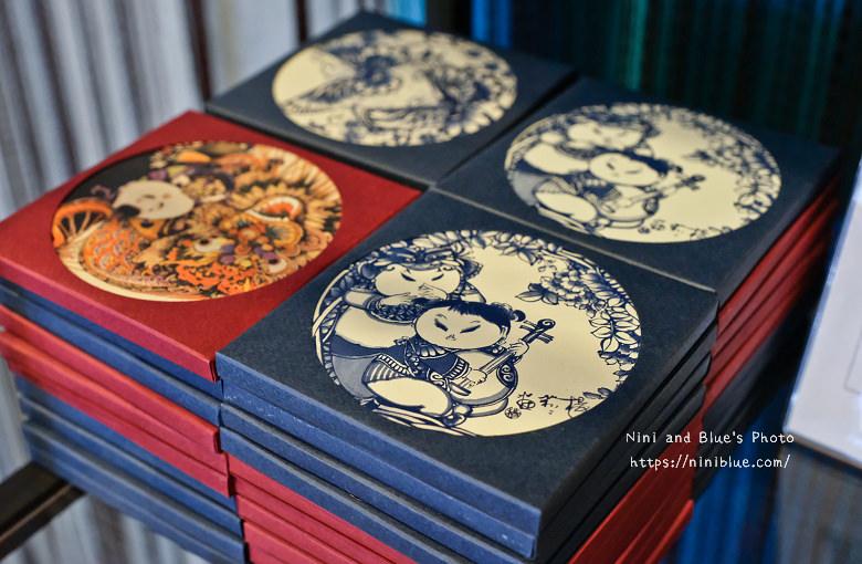 台中東區東方思維人文台式咖啡館珍珠鬆餅06