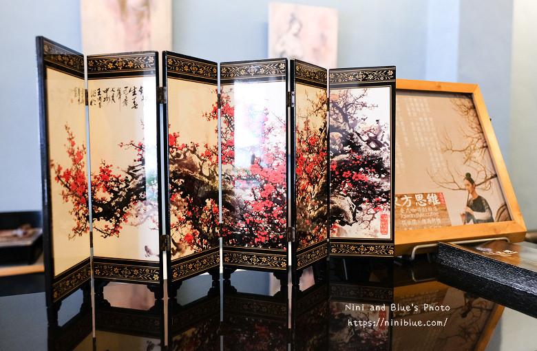 台中東區東方思維人文台式咖啡館珍珠鬆餅02