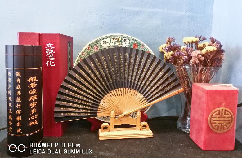 台中東區東方思維人文台式咖啡館珍珠鬆餅20