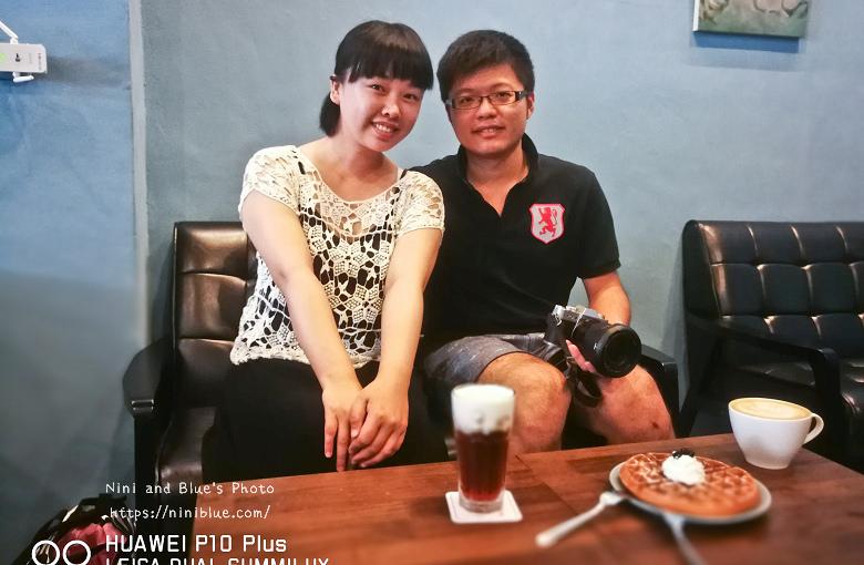 台中東區東方思維人文台式咖啡館珍珠鬆餅27