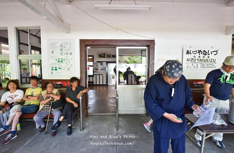 日本福島只見線SL新綠號蒸汽火車鐵道旅遊05
