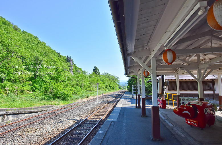 日本福島只見線SL新綠號蒸汽火車鐵道旅遊03