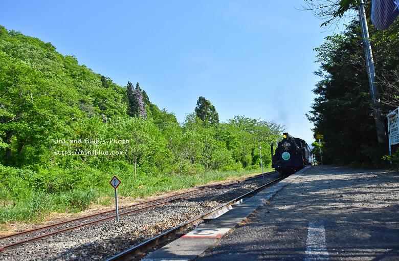 日本福島只見線SL新綠號蒸汽火車鐵道旅遊08