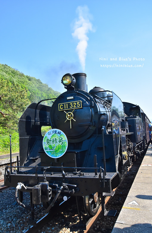 日本福島只見線SL新綠號蒸汽火車鐵道旅遊12
