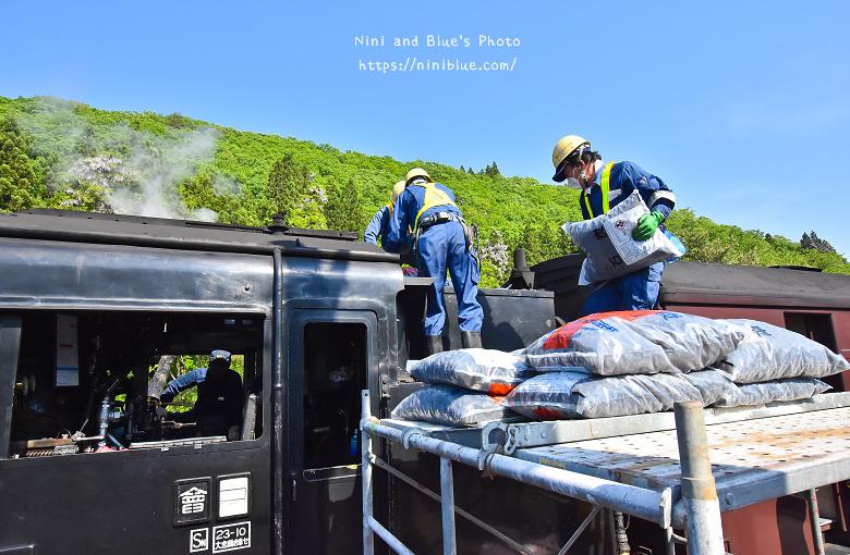 日本福島只見線SL新綠號蒸汽火車鐵道旅遊14