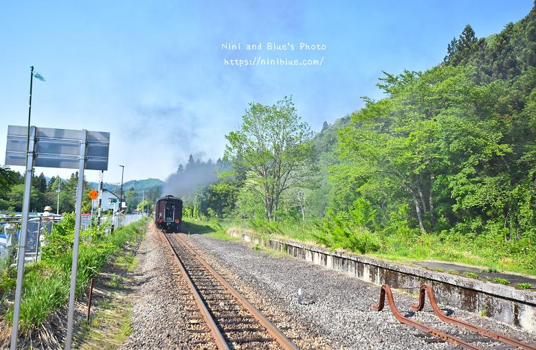 日本福島只見線SL新綠號蒸汽火車鐵道旅遊18
