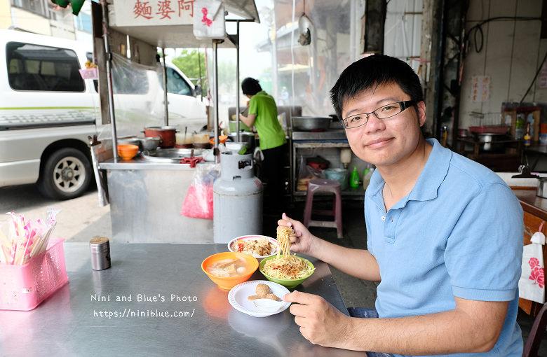 台中東區早餐阿婆麵食尚玩家15