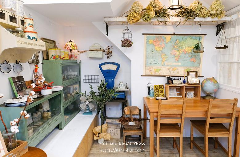 台中咖啡下午茶homely雜貨04