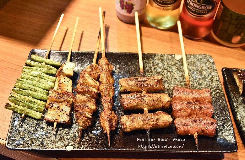 台北柒串燒平價居酒屋長安東路海鮮宵夜11