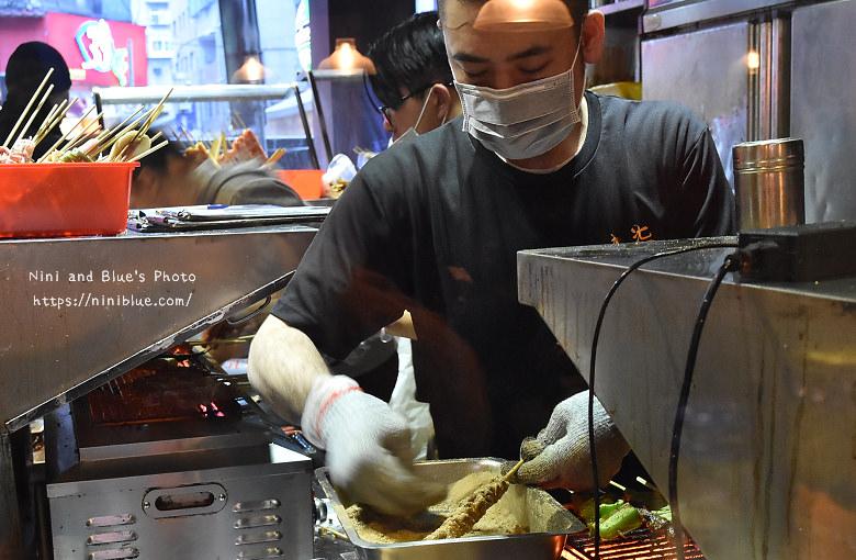 台北柒串燒平價居酒屋長安東路海鮮宵夜25