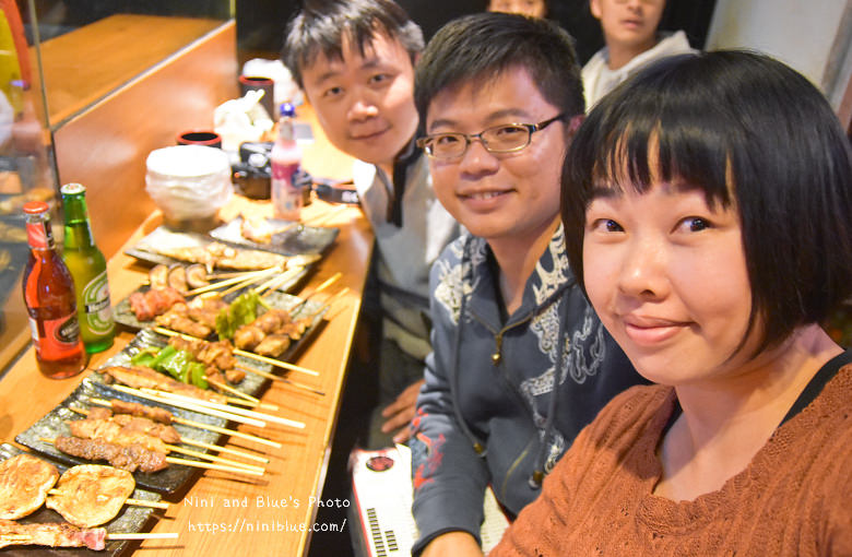 台北柒串燒平價居酒屋長安東路海鮮宵夜31