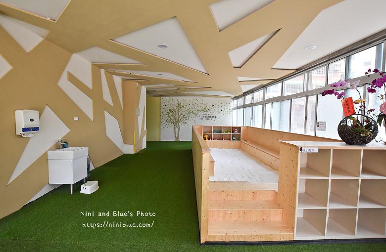 小鳥築巢親善親子餐廳球池沙坑05