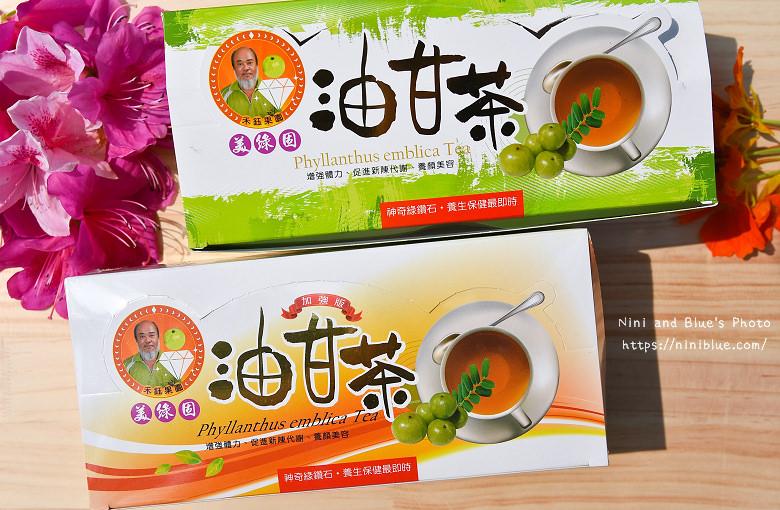 台中宅配團購油甘茶包16