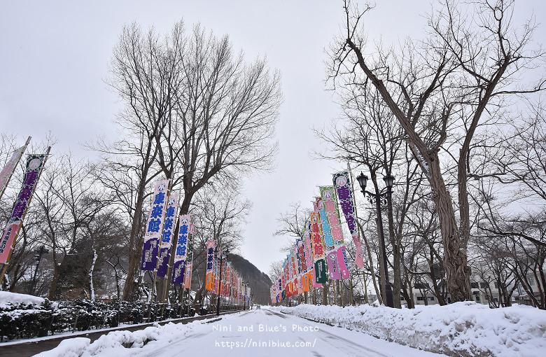日本東北秋田自助旅行雪屋祭典21