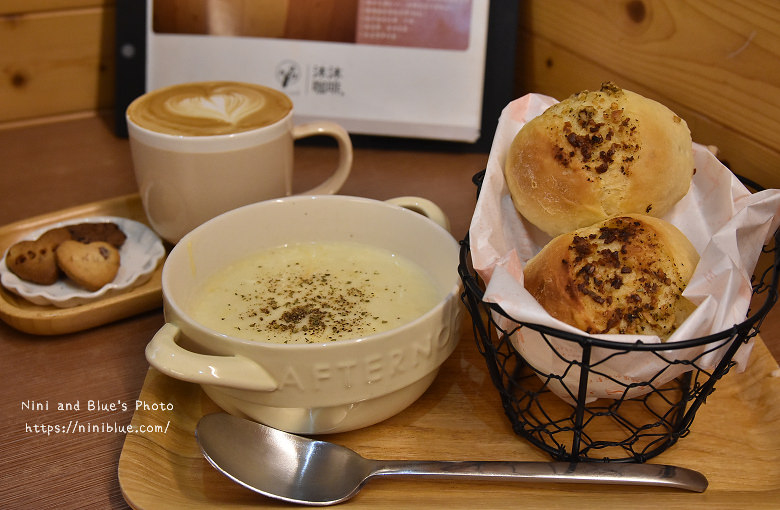 豐原美食沐木咖啡11