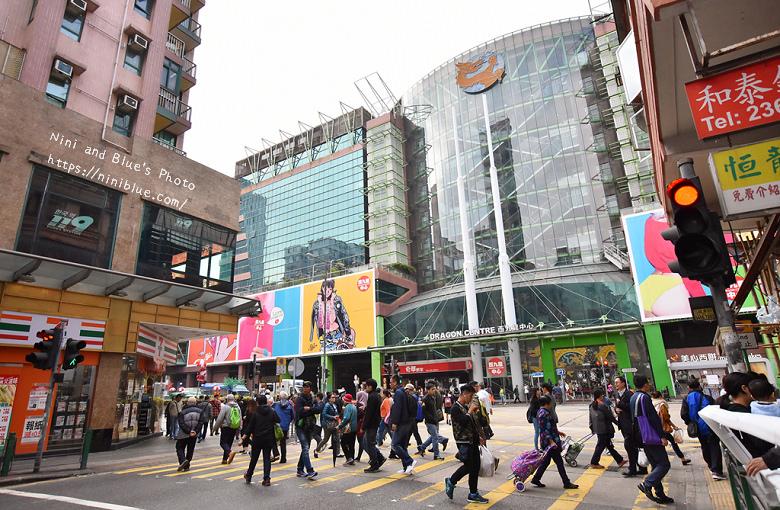 香港西九龍中心逛街商場03
