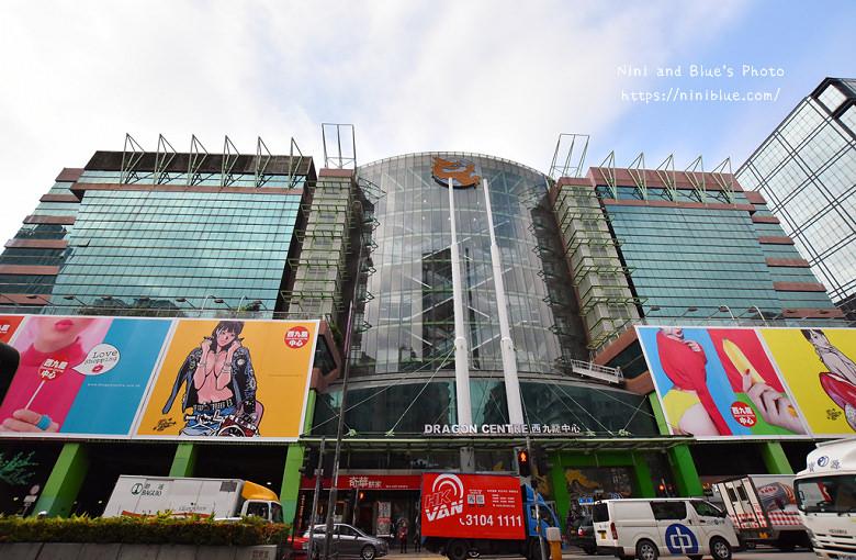 香港西九龍中心逛街商場04