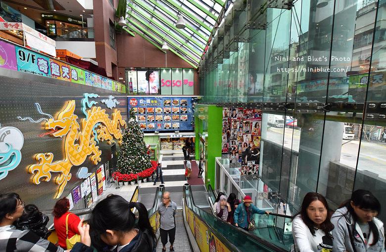 香港西九龍中心逛街商場05