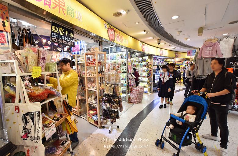 香港西九龍中心逛街商場22