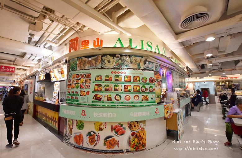香港西九龍中心逛街商場30