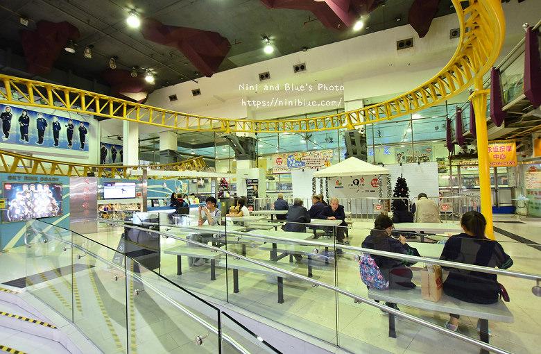 香港西九龍中心逛街商場31
