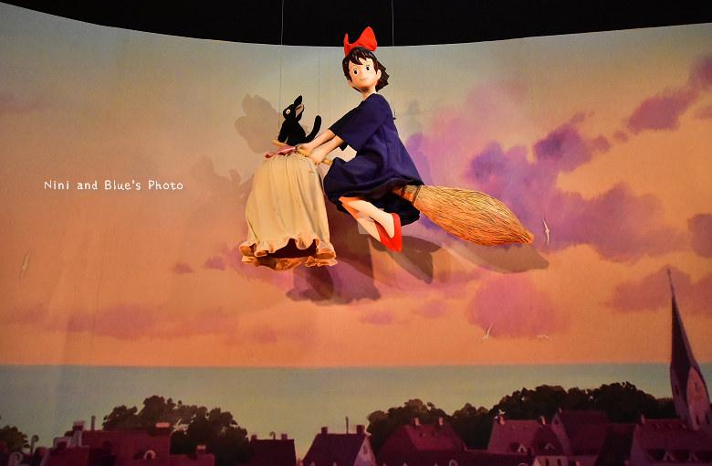 吉卜力的動畫世界台中龍貓宮崎駿展覽13