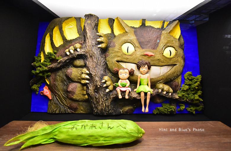 吉卜力的動畫世界台中龍貓宮崎駿展覽19