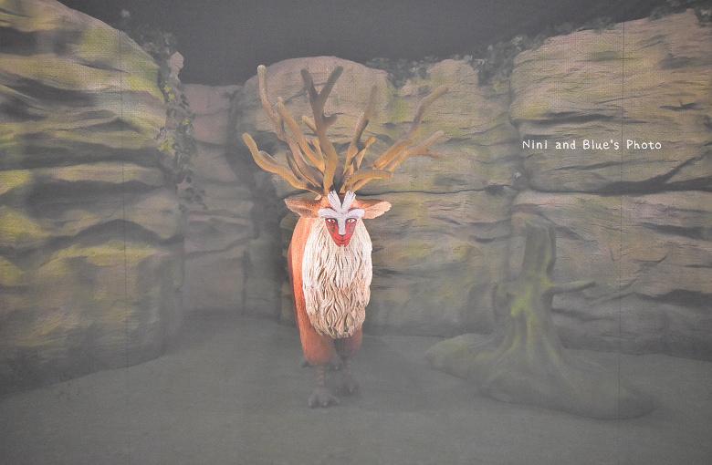 吉卜力的動畫世界台中龍貓宮崎駿展覽31