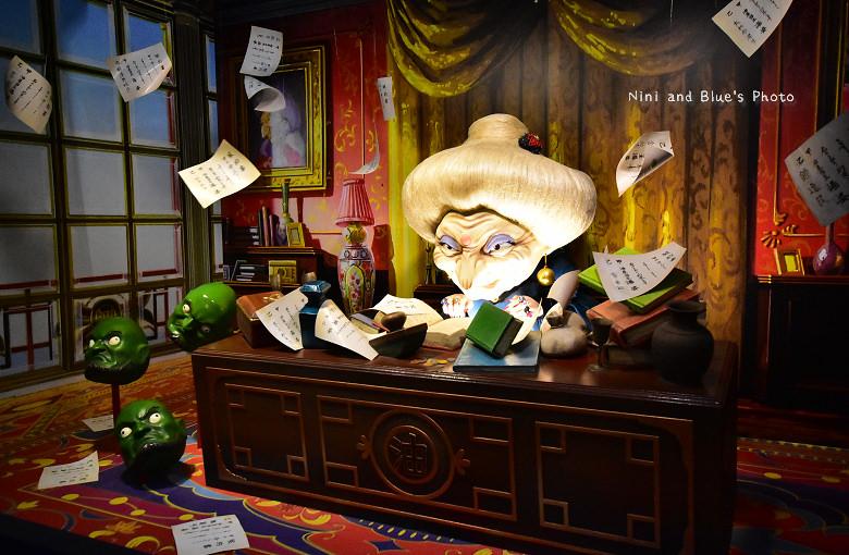 吉卜力的動畫世界台中龍貓宮崎駿展覽33