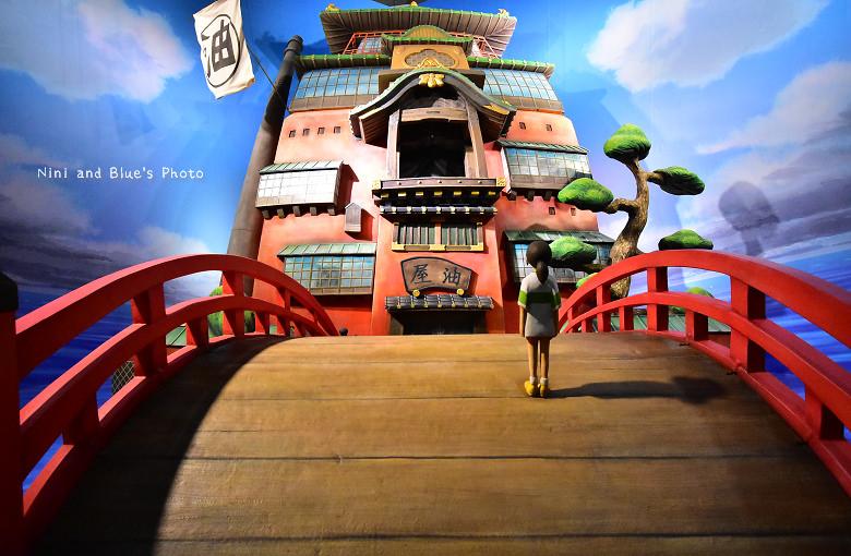 吉卜力的動畫世界台中龍貓宮崎駿展覽32