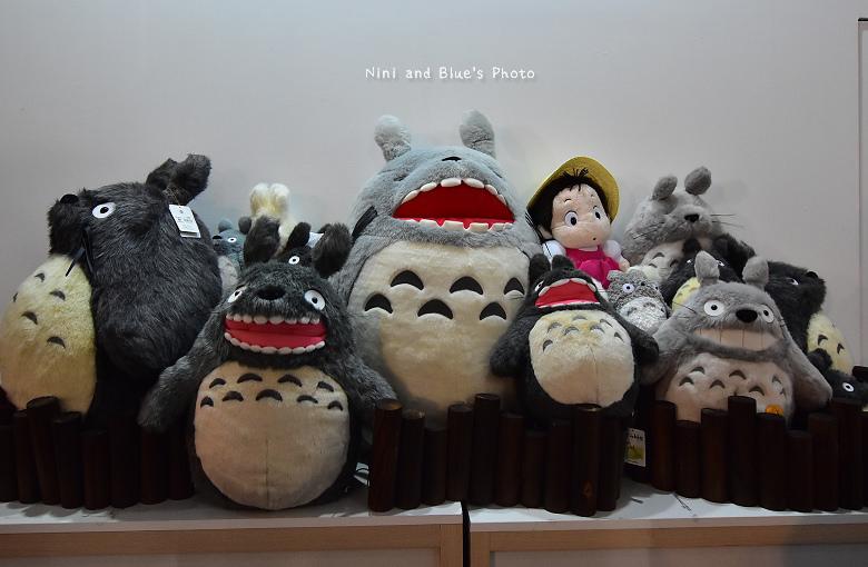 吉卜力的動畫世界台中龍貓宮崎駿展覽37
