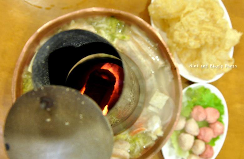 徠圍爐台中酸菜白肉鍋11