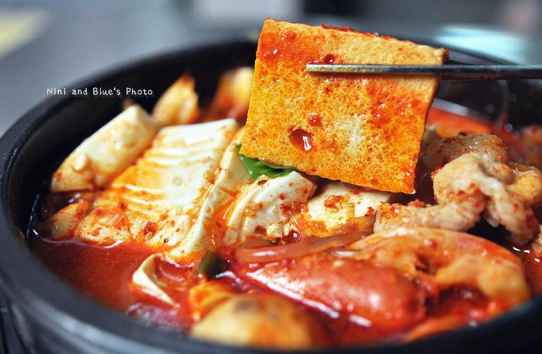 台中霧峰韓式料理美食瑪希噠韓式小吃平價10