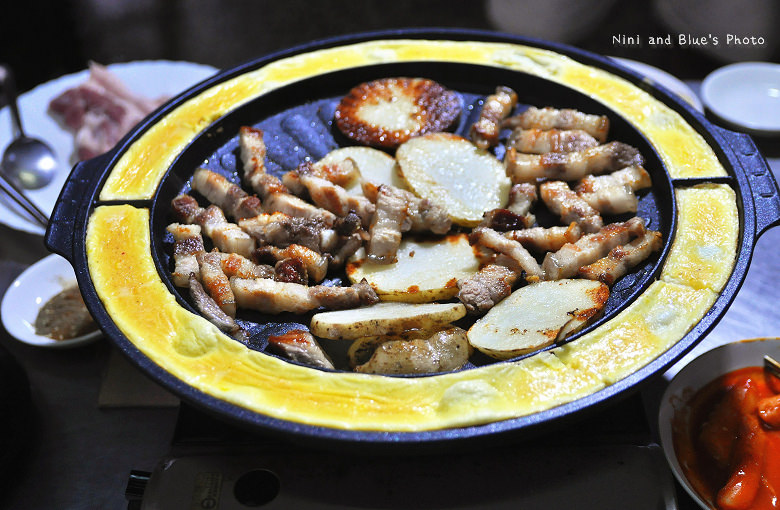 台中霧峰韓式料理美食瑪希噠韓式小吃平價19