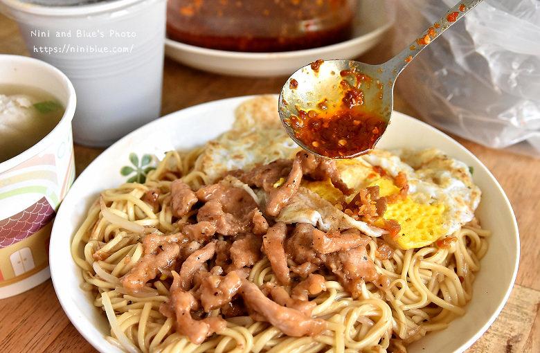 寧夏路炒麵早餐車14