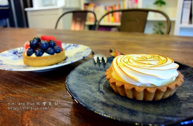 台中波波尼耶法式手作甜點蛋糕.美術館07