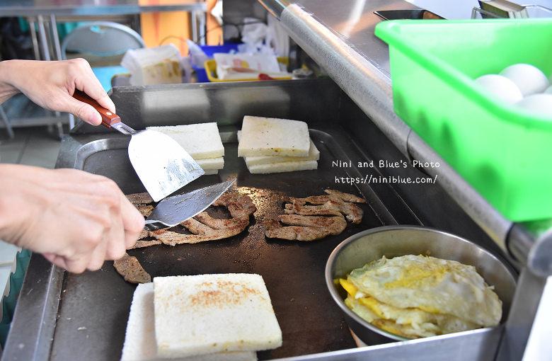台中香煎奶油肉蛋吐司不一樣蛋餅早餐04