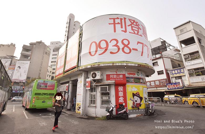 台灣好行嘉義阿里山奮起湖高蕾雅04