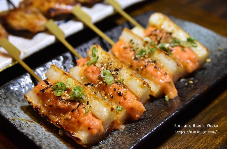 木庵食事處台中日本料理居酒屋32
