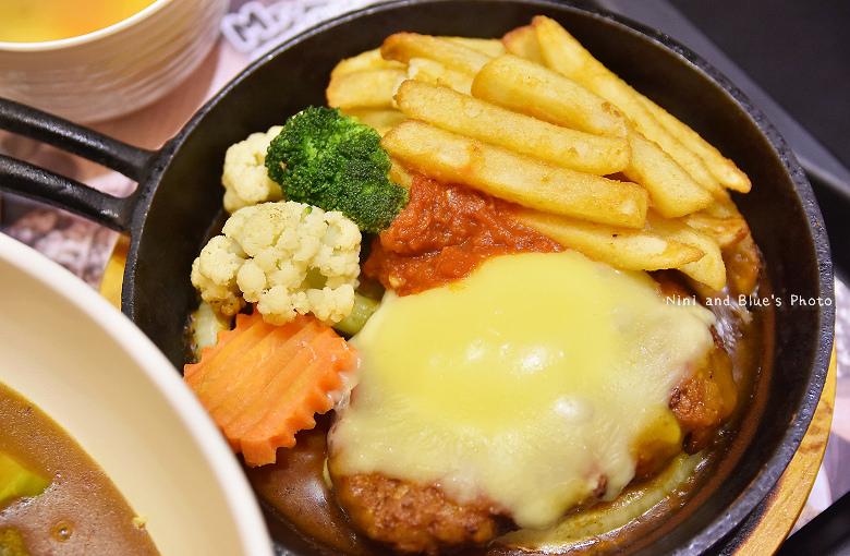 台中咖哩Mr.38一中街簡餐23