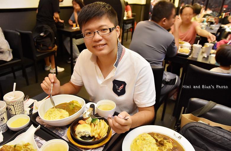 台中咖哩Mr.38一中街簡餐31