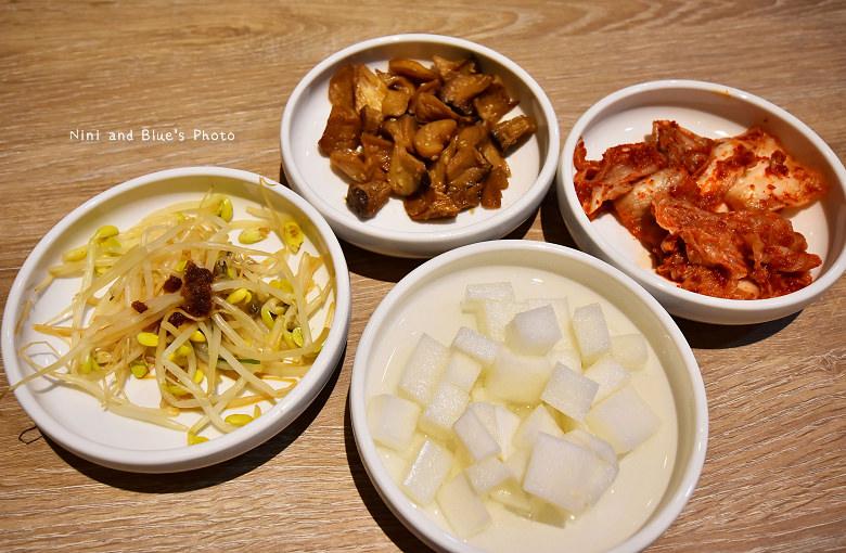 釜山珍妮佛台中韓式料理九層海鮮塔文心市政府03