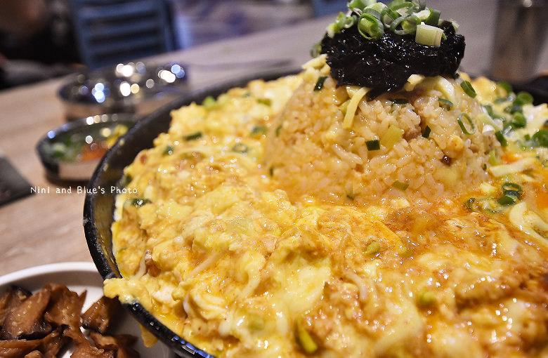 釜山珍妮佛台中韓式料理九層海鮮塔文心市政府12