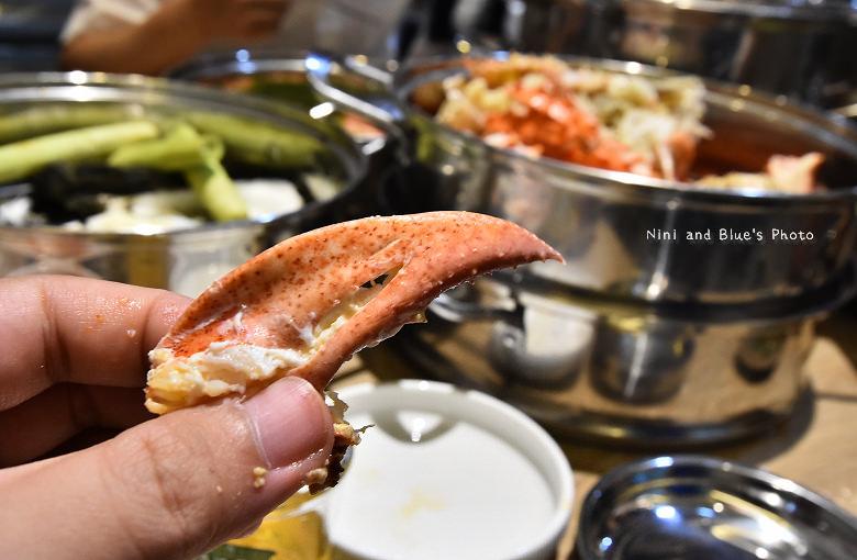 釜山珍妮佛台中韓式料理九層海鮮塔文心市政府37