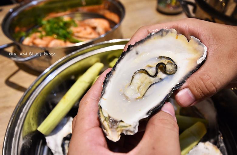 釜山珍妮佛台中韓式料理九層海鮮塔文心市政府24