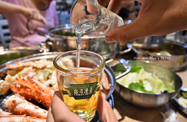釜山珍妮佛台中韓式料理九層海鮮塔文心市政府39