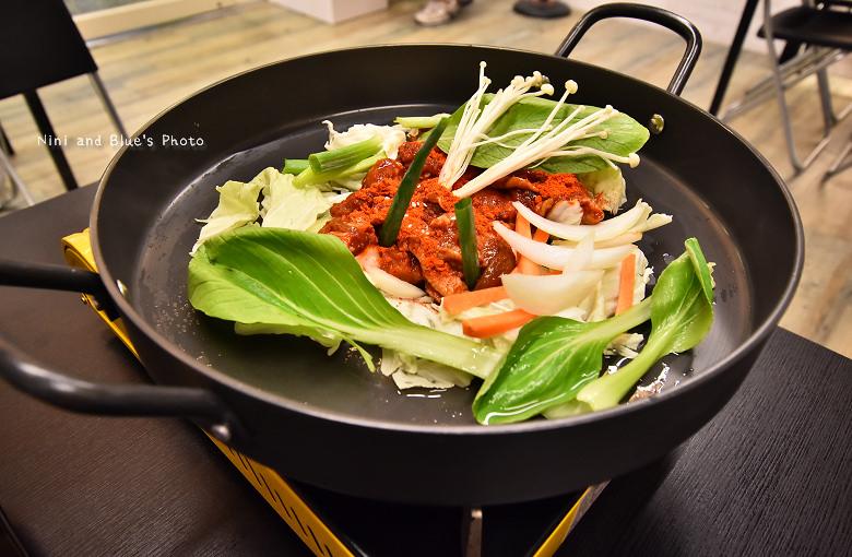 韓五二台中韓式料理韓國人開的08
